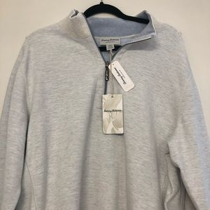 NWT Reversible Tommy Bahama Pullover